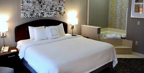 hoteles con jacuzzi en la habitacion