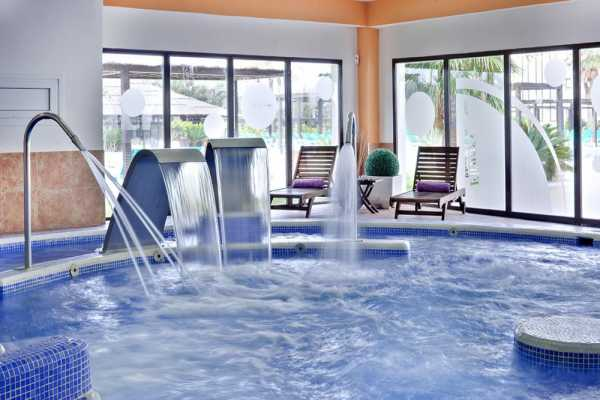 hoteles con spa en almeria top mas reservados