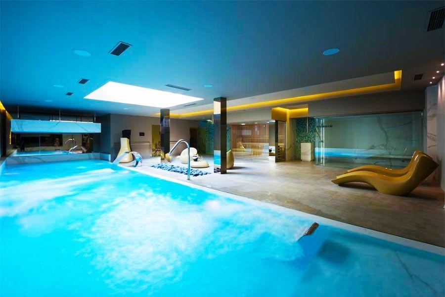 hoteles en bilbao con spa top mas reservados