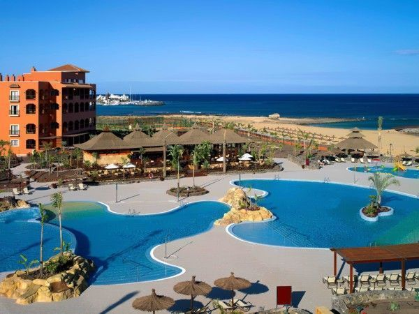 hoteles en fuerteventura con balneario catalogo actualizado