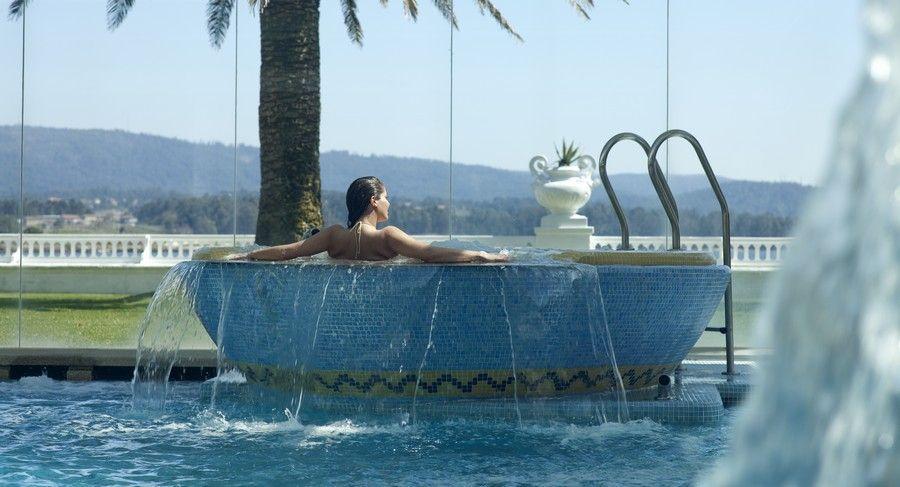 hoteles en o grove con balneario los mejores del momento