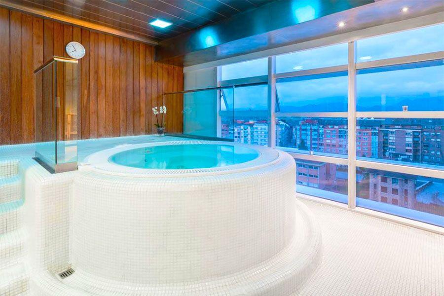 hoteles en zaragoza con spa top mas reservados
