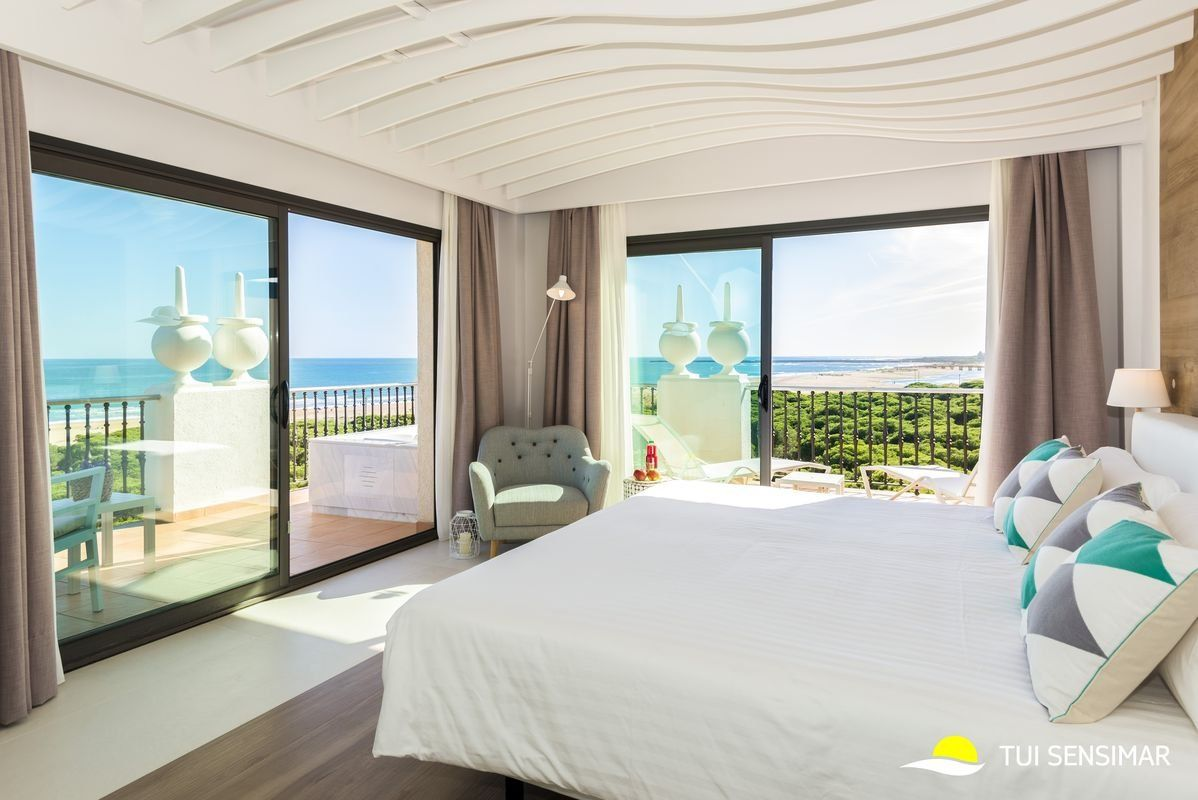 hoteles para adultos costa de huelva