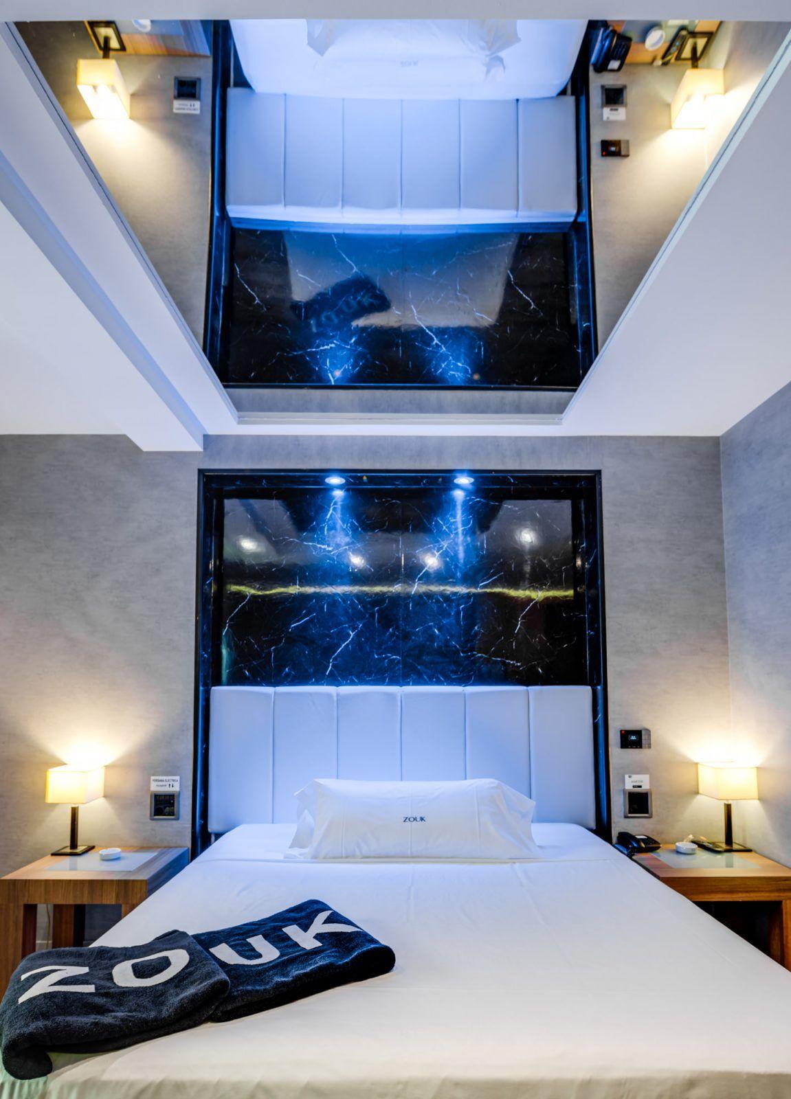 hoteles para parejas en madrid